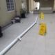 Cambio de tubería de aguas negras.