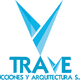 LOGO TRAVE CONSTRUCCIONES Y ARQUITECTURA SA DE CV.