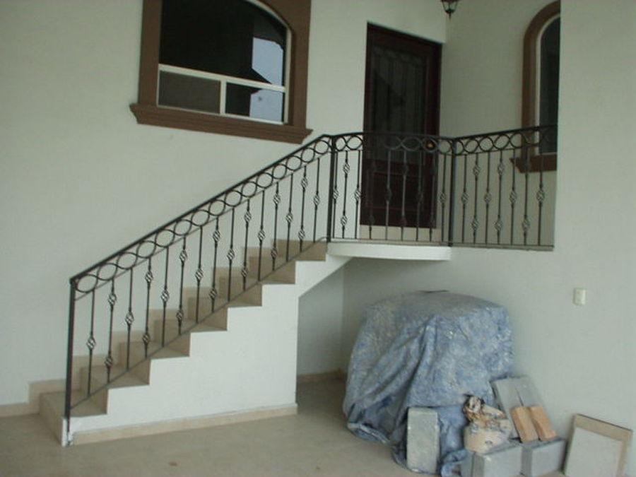 Foto Barandal Para Escalera De 134505
