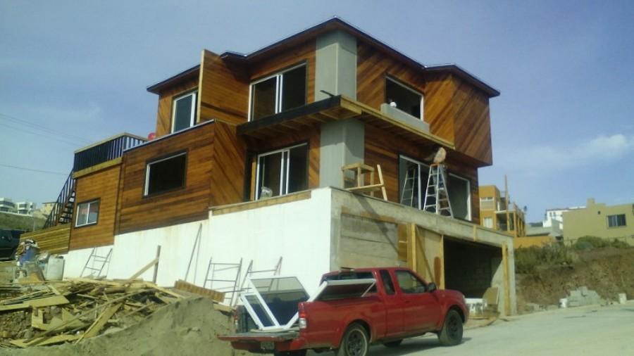 Protección contra los rayos UV y colocación de ventanas