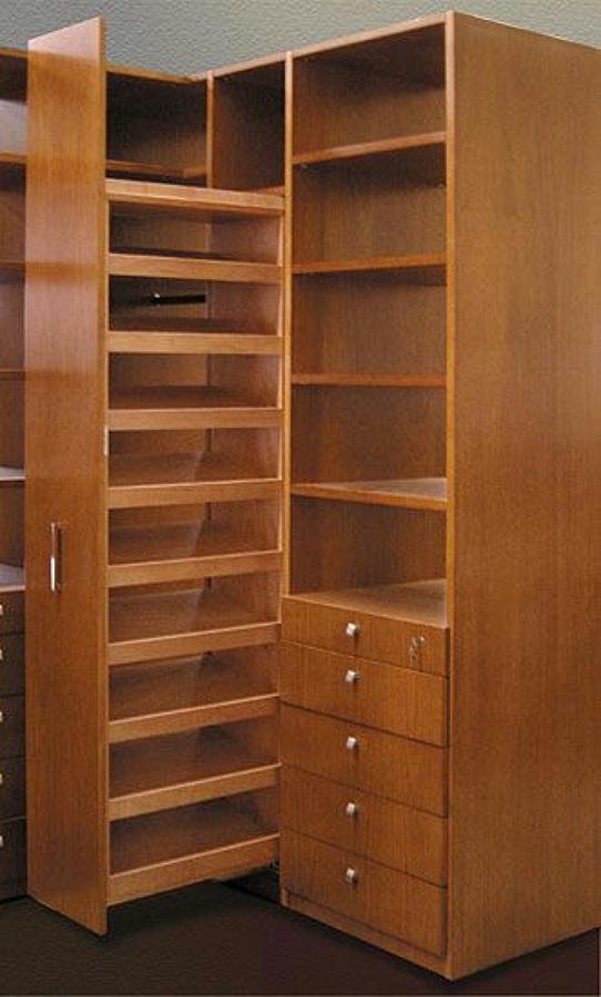 Foto closets esquineros de servicios y colocaciones todo for Esquineros de madera
