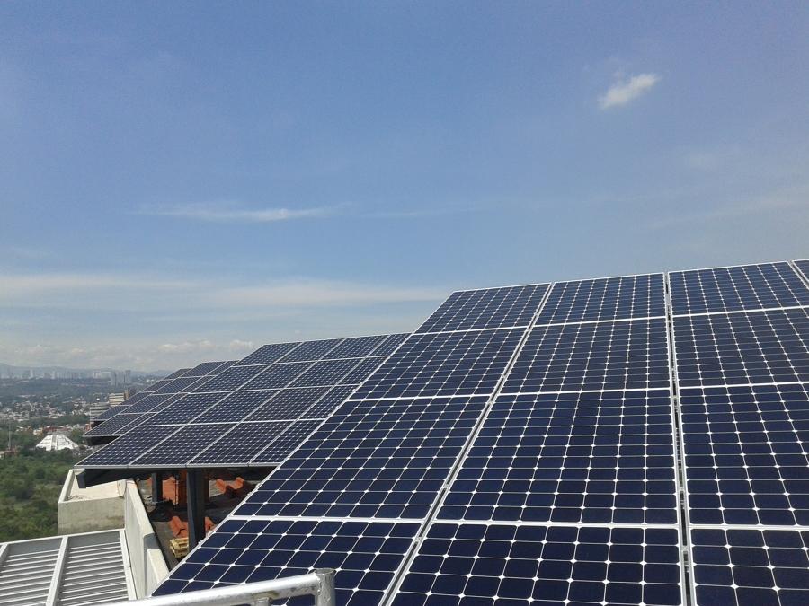 Instalación industrial 157 kWp