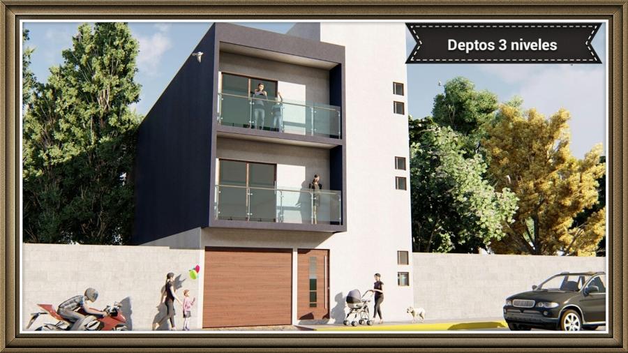 Diseño y construccion de vivienda vertical