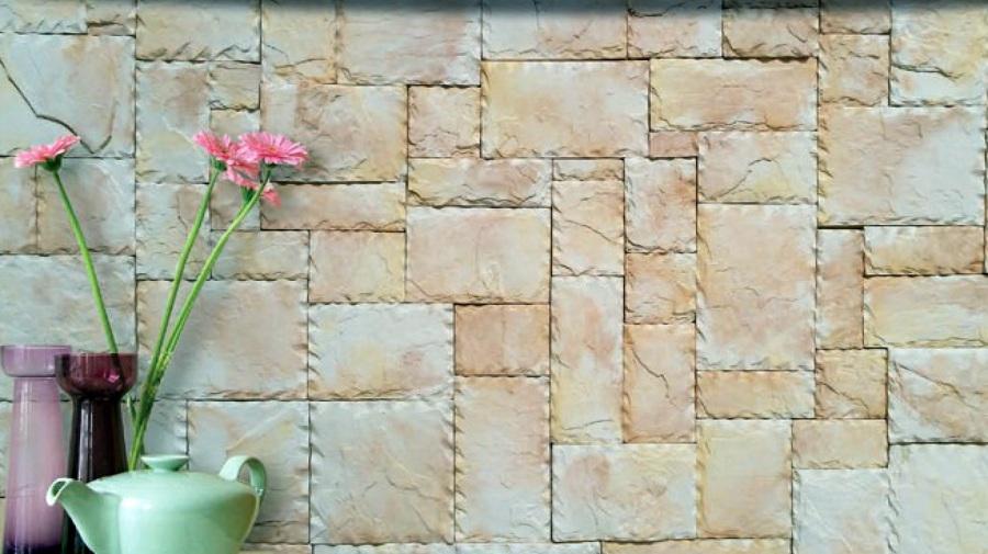 Foto: Acabados en Piedra Artificial y Natural de Baconstruccion ...
