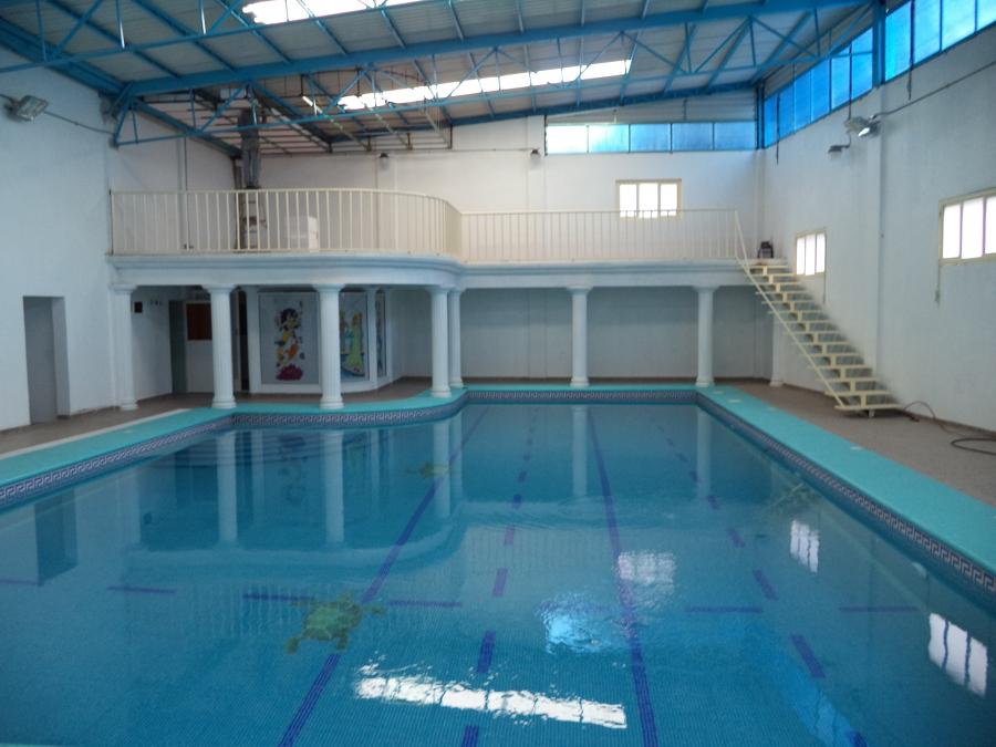 foto alberca escuela de nataci n de aecs alberca
