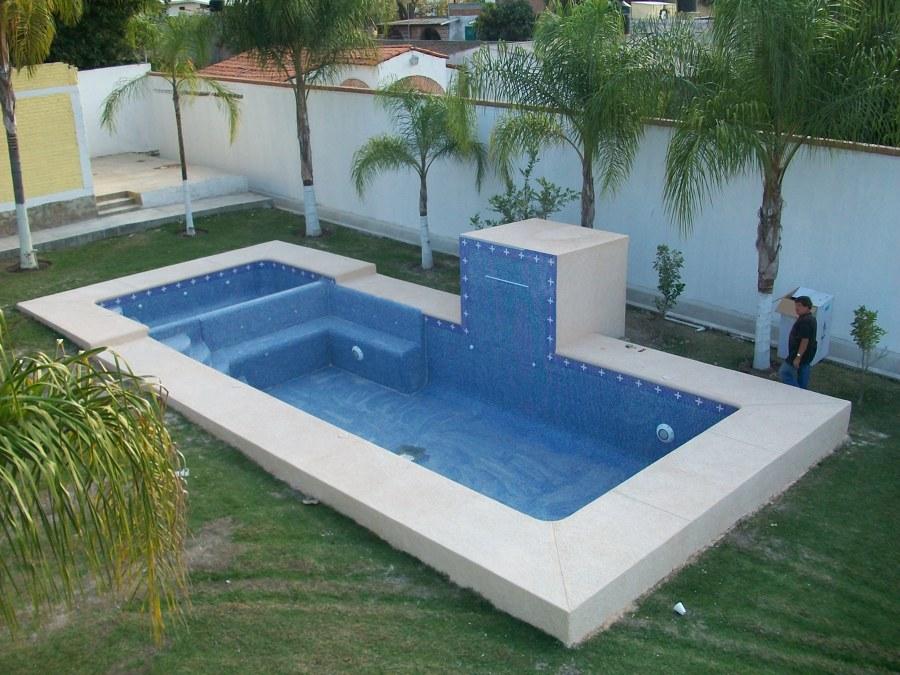 Foto alberca la calera de albercas orozco 44341 for Construccion de albercas en mexico