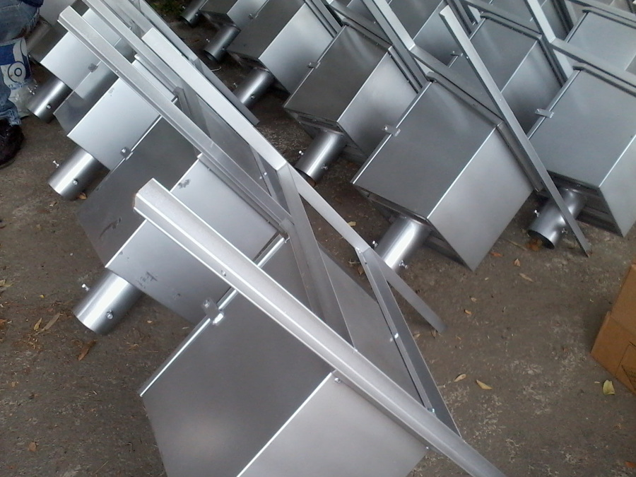 alumbado fotovoltaico