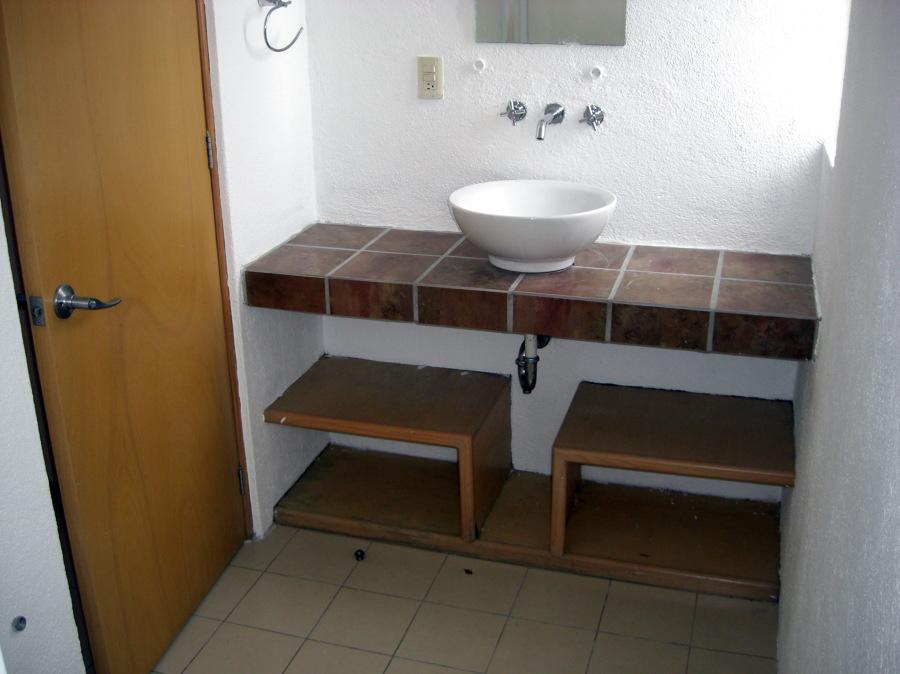 Foto ba o rea de lavabo de arquitectura y construcci n - Lavabos de bano ...