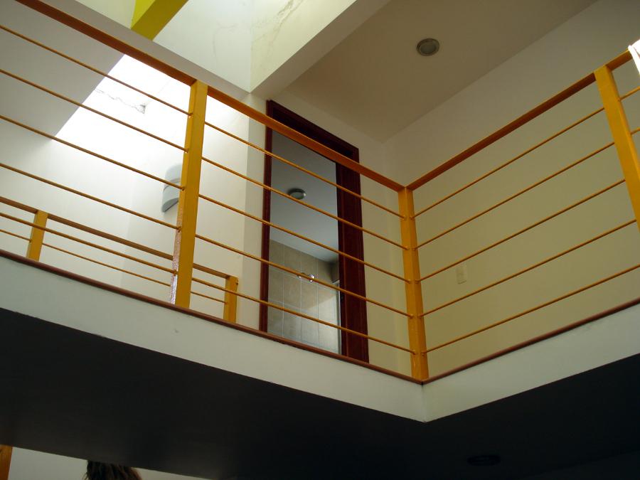 Pin barandales modernos para escaleras herreria genuardis - Barandales modernos para escaleras ...