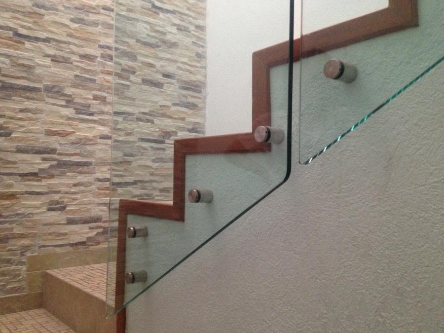 Foto barandal de instalaciones tecnicas en aluminio y - Barandales modernos para escaleras ...