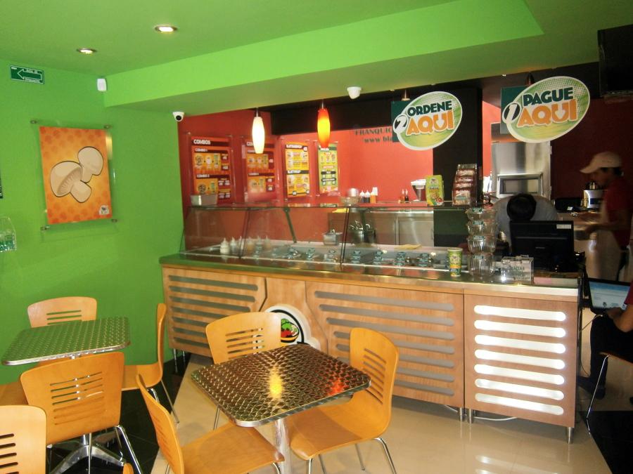Foto Barra De Ensaladas Blatt Salat Haus Calz De Los
