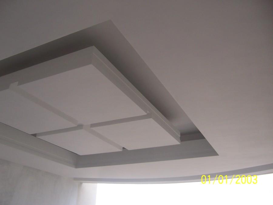 Foto cajillo luminoso y flotado de gesaga 54331 for Plafones de pared modernos