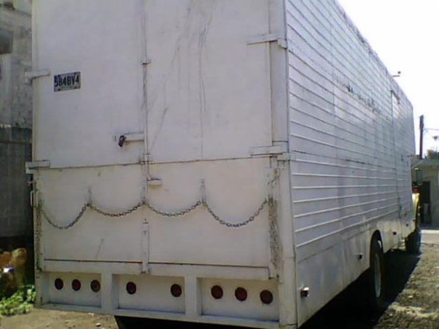 Camión Mudancero.