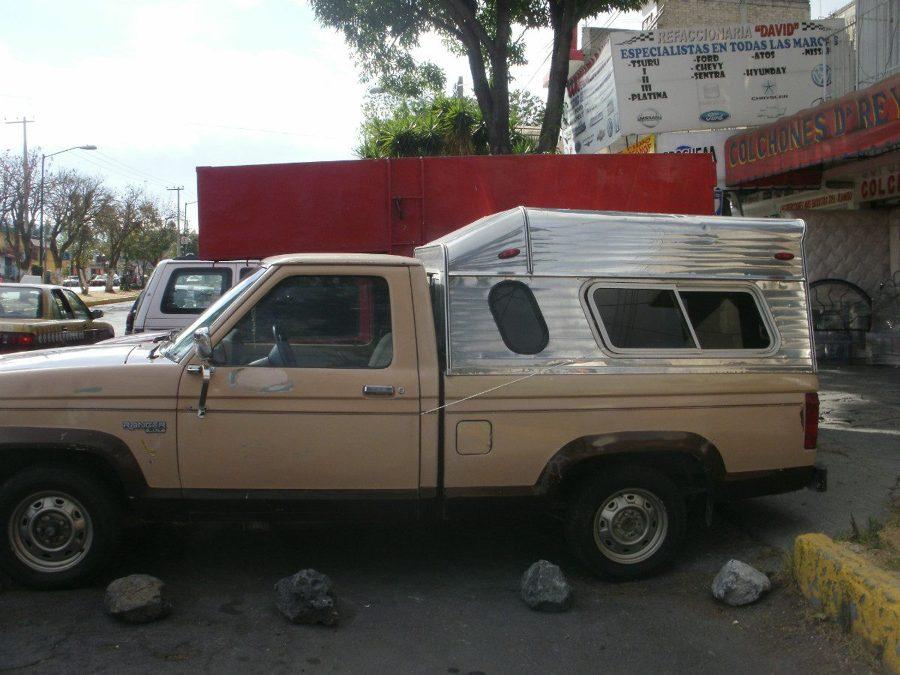 Camioneta t chica