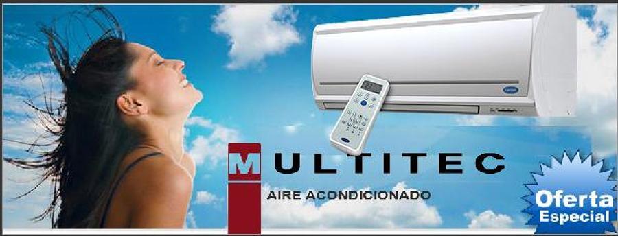 Campaña multitec aire acondicionado san luis potosi