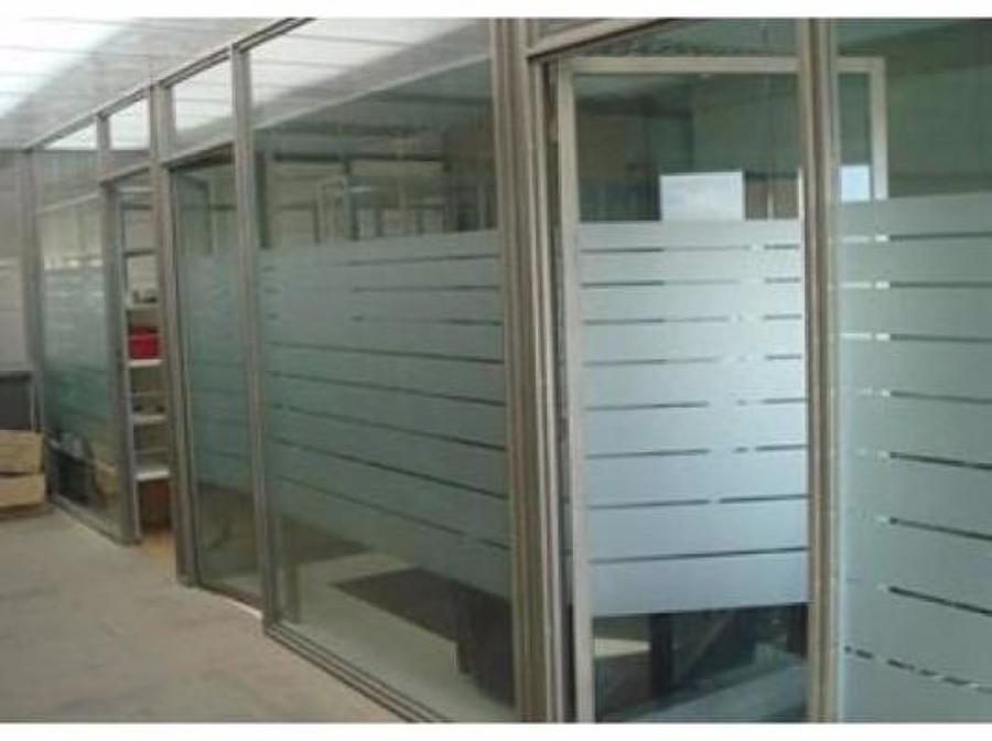 Foto canceleria interior en aluminio y cristal de for Aluminios y cristales