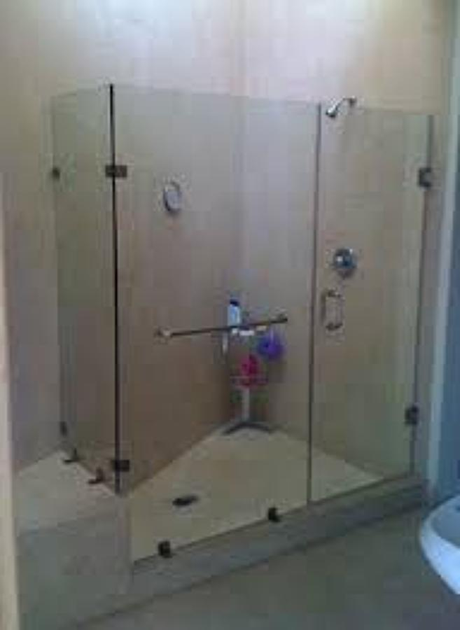 Puertas de ba o con vidrio templado - Vidrio para bano ...