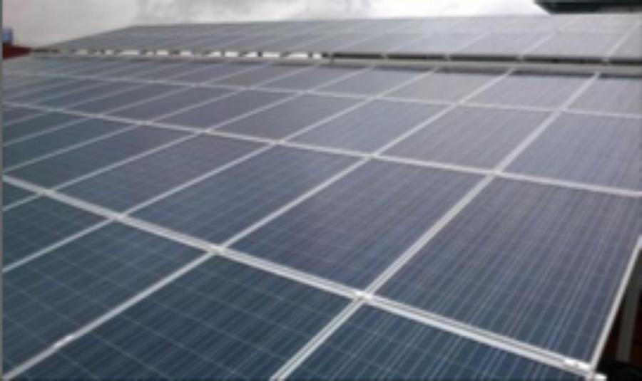Sistema Fotovoltaico para Centro Comercial.