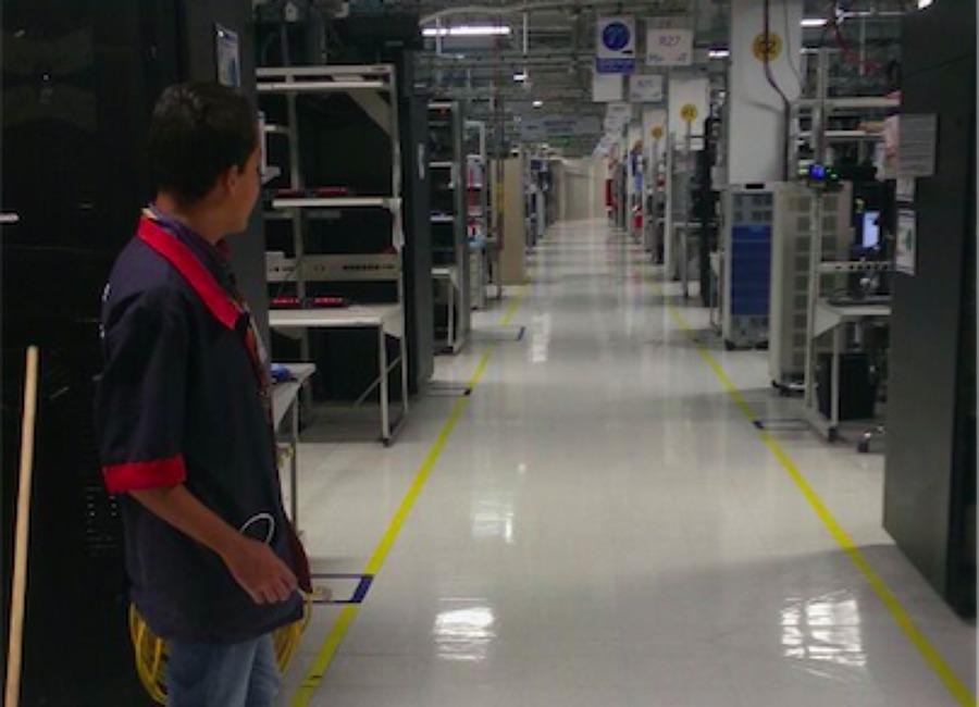Limpieza especializada laboratorio