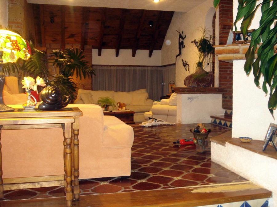 Foto: Casa Estilo Colonial Mexicano de Milenio Grafico #8207 ...