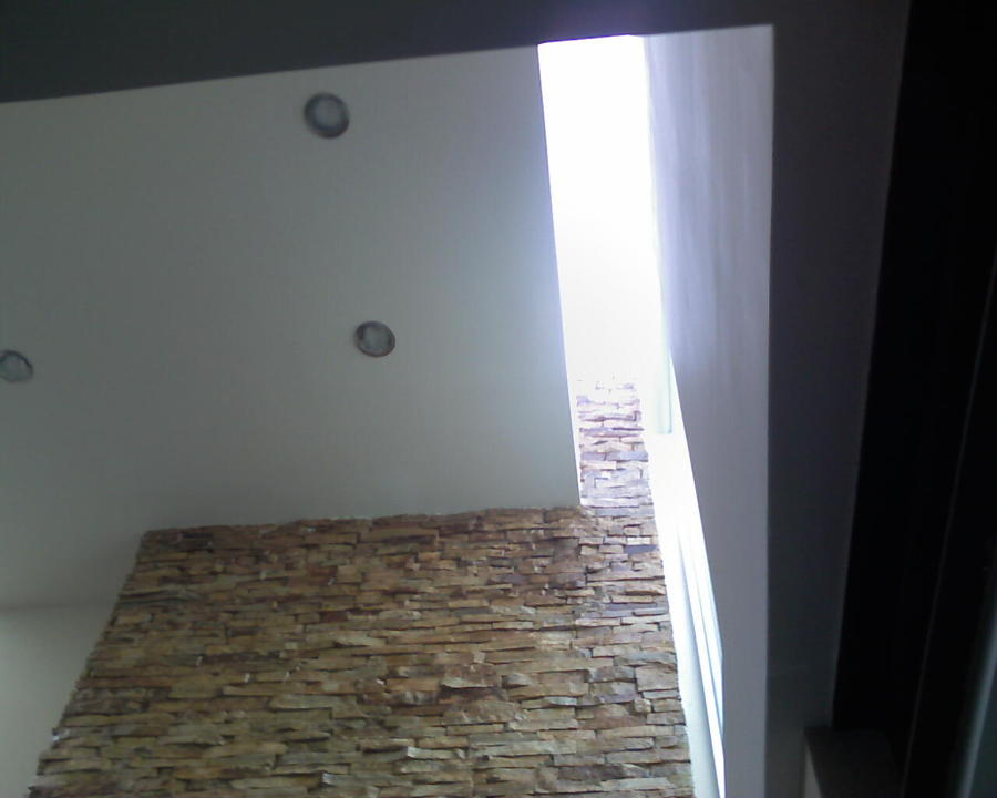Foto casa habitacion minimalista de kesle arq for Casa habitacion minimalista