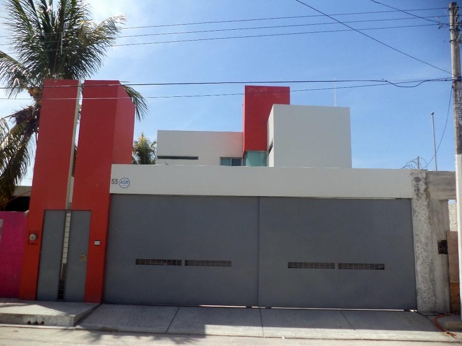Foto casa minimalista de anreca 14433 habitissimo for Casa minimalista rojo