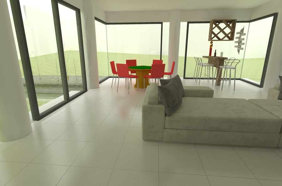 Foto casa nueva a desnivel en xochimilco de prieto gaeta - Casas nuevas en terrassa ...