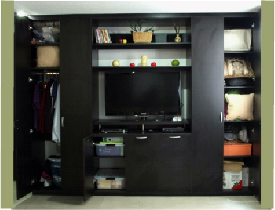 Foto centro tv multiusos de sistemas de mobiliario e - Muebles para libros modernos ...