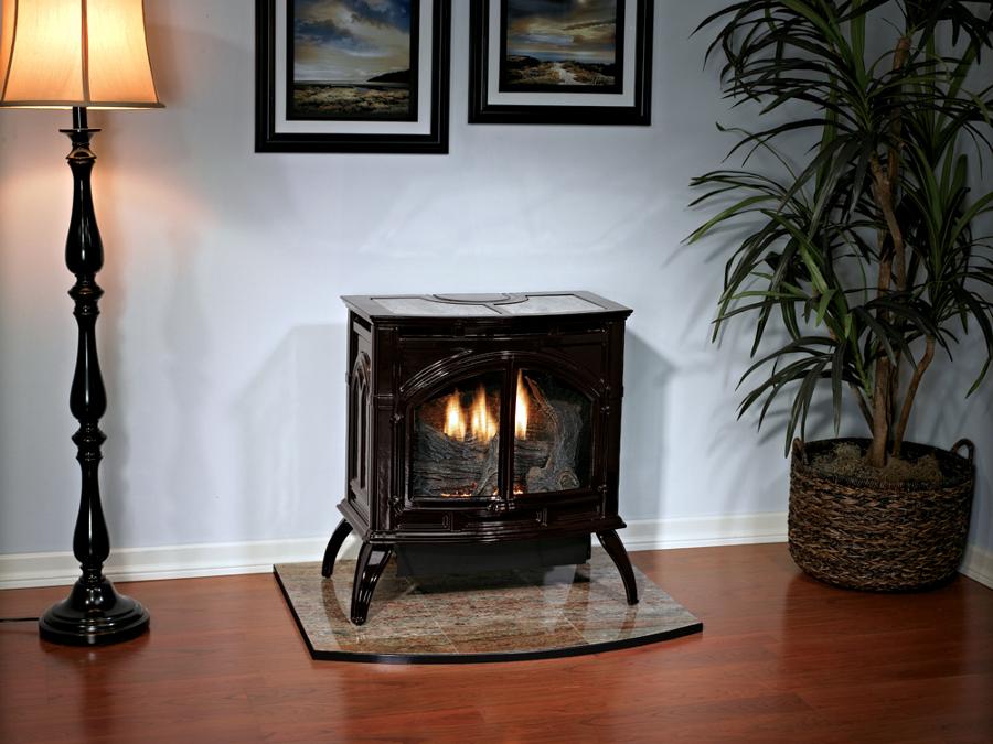 chimeneas  de gas  quemadores  alta seguridad  estufones