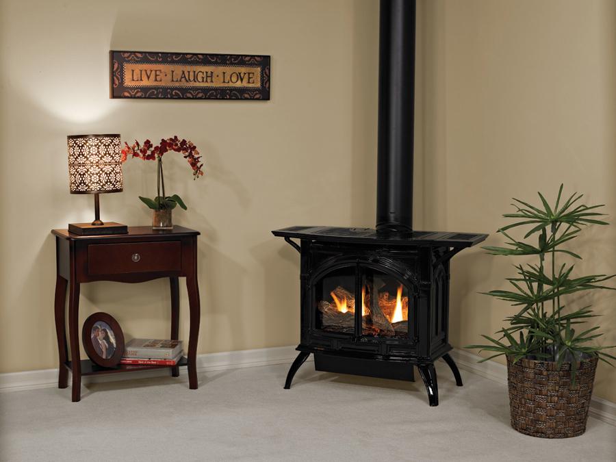 Foto chimeneas de gas quemadores alta seguridad estufones - Como colocar una chimenea de lena ...