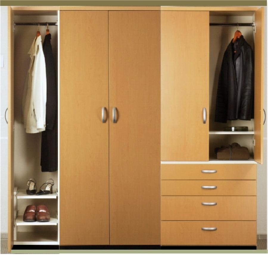 Foto closet 2 5 versi n cajones de sistemas de for California closets mexico