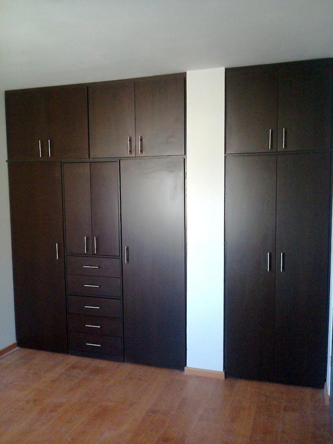 foto closet departamento de contemporaneos cocinas