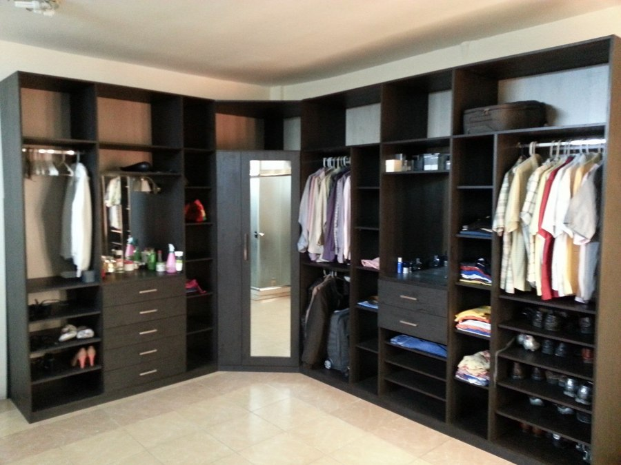 Foto closet mega de muebles varela 258559 habitissimo - Armarios modernos para dormitorios ...