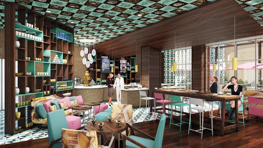 Club Premium - Santoscoy Arquitectos