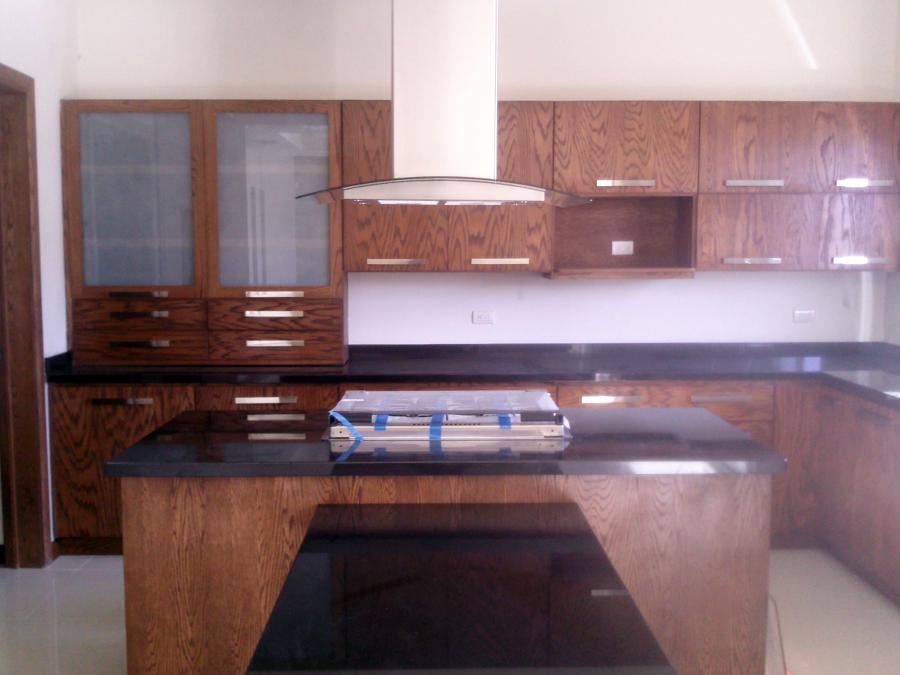 Foto cocina de encino de taller dc 16185 habitissimo for Quiero ver cocinas integrales