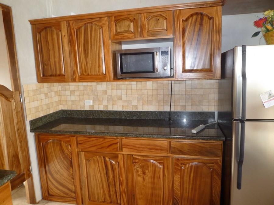foto cocina integral peque a de carpinteria ruiz 76027