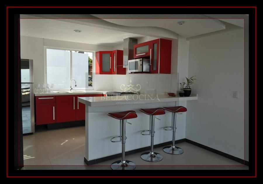 Foto cocina quality red de bellacocina espacios y estilos for Habitissimo cocinas