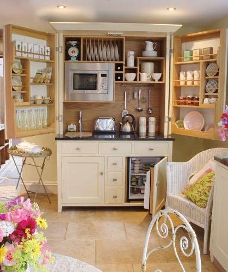 cocineta para micro departamento o loft