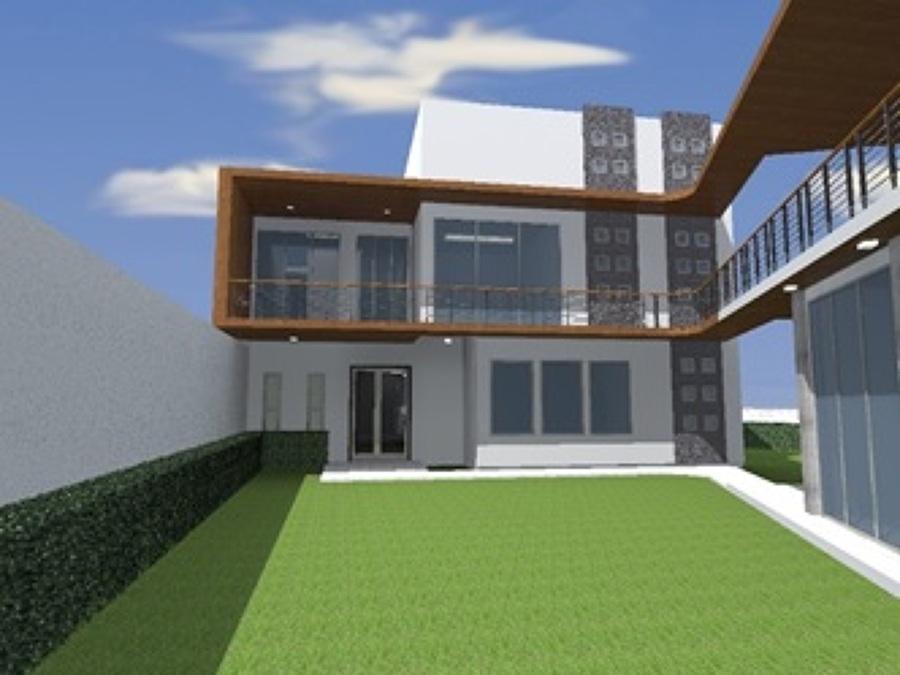 Foto: Diseño Casa Habitacion de V+R Arquitectos #258189 - Habitissimo