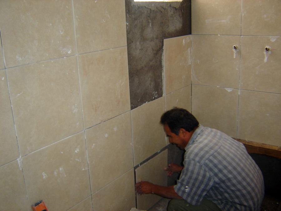 Foto: Colocasion de Azulejo de Arquitectos Asociados Del ...