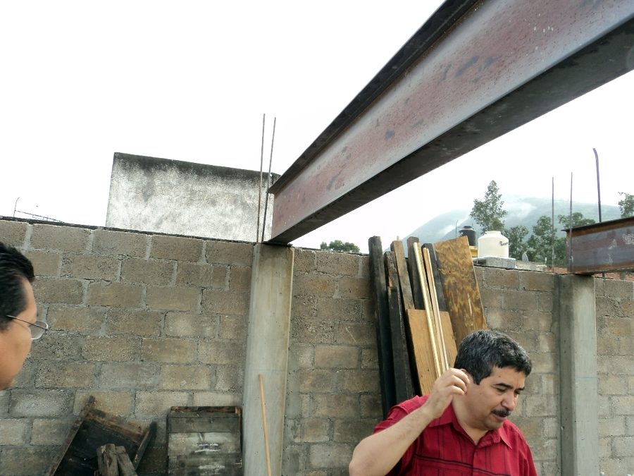 Construccion Bodega en Acueducto de Guadalupe