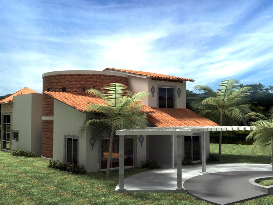 Construccion casa en Club de Golf San Gil