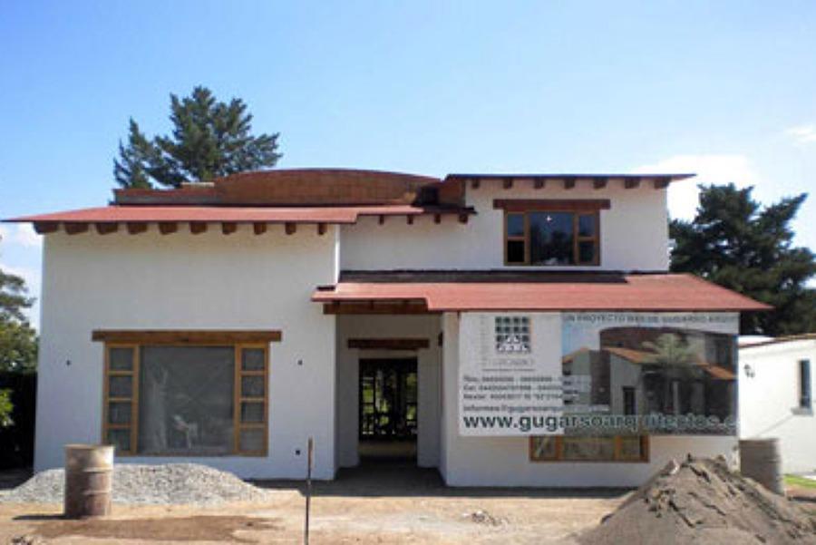 foto construccion casa en club de golf san gil de gugarso