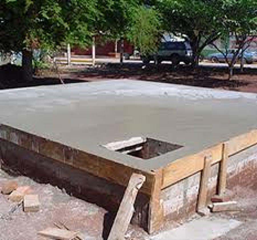 Foto construccion de cisterna de alba ileria services for Construccion de tanques para peces