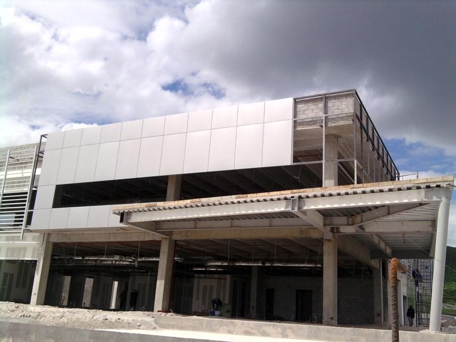 CONSTRUCCION DE FACHADA