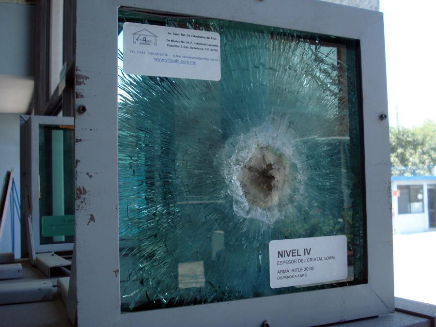 Foto cristal blindado de vitrauld 2482 habitissimo - Precio cristal blindado ...
