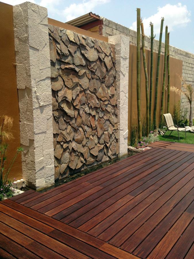 Foto deck y jardin de building innovation group 20711 - Fotos de jardines minimalistas ...