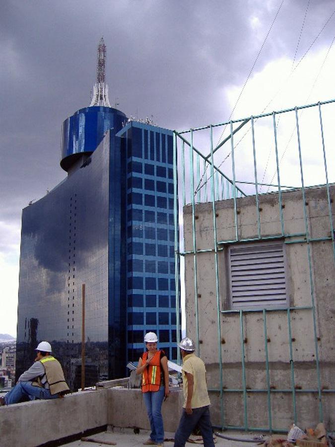 Desarrollo habitacional WTC