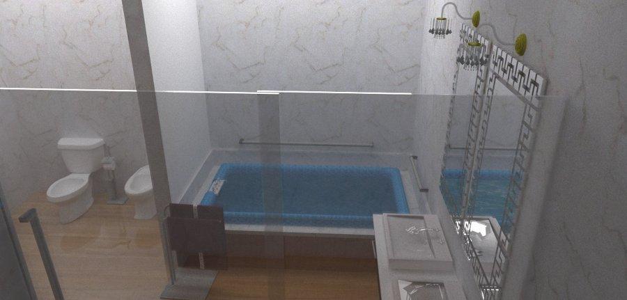 Baño Vestidor Diseno:Foto: Diseño de Baño Vestidor de Arquitectura E Interiores: Aldo