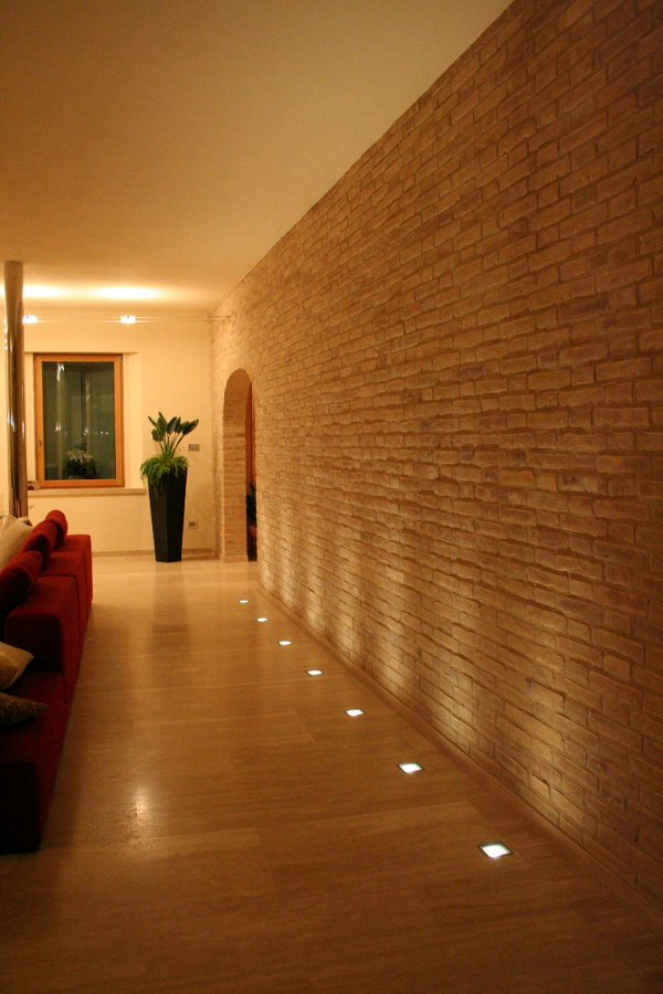 Foto dise o de interiores de construcasa 9044 habitissimo for Diseno pasillos interiores